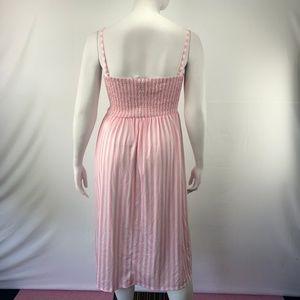 Dresses - Loose Long XL Button Front Sleeveless Sexy Dress